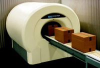 IGC Technology Development's MRI system detects bacterial spoilage in sealed cases of aseptically packaged foods at full production speeds