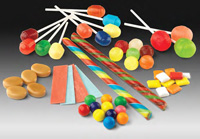 A variety of new fl avors, textures, and colors are all helping to differentiate confectionery products in the marketplace as well as provide directions for future formulating.