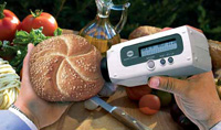 Color of foods and beverages can be measured by handheld as well as benchtop and online instruments.