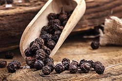 Black pepper is one of the top-selling spices in the United States.