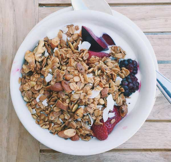 Ancient grains are breakfast cereal.