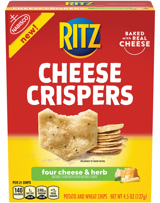 Ritz Cheese Crispers