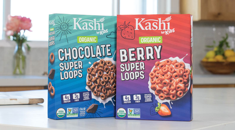 Kashi Berry and Chocolate loops