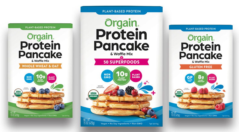 New Products Protein Pancake