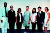 Student Competition Winners & Finalists, 1999