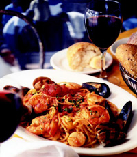 Il Fornaio's North Beach Diet program delivers America's favorite cuisine—Italian.