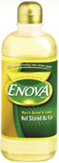 Enova oil from ADM Kao LLC contains a higher concentration of diacylglycerols, which contribute to body weight and body fat management, and reduce serum triglycerides.