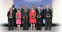 At the recent Annual Meeting in New Orleans, IFT honored 12 newly elected Fellows for their extraordinary contributions to food science and technology, leadership activities and achievements, and service to IFT.
