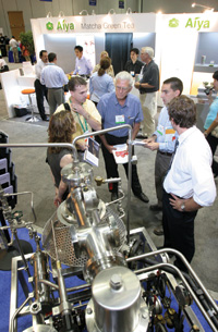 Old and New Showcased at Food Expo