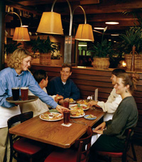 The restaurant industry is projected to grow by 3% this year and through 2007.