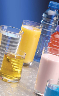 Designing a flavor system for functional beverages requires bringing basic taste attributes into balance with flavor chemicals