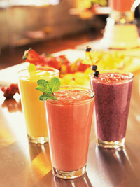 "Smoothies are a ""make-it-yourself"" snack for consumers seeking a variety of health benefits including satiety."