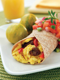 In the wake of the economic downturn, consumers remain discriminating in their dining out decisions, even as the economy has improved, but ethnic breakfasts represent a bright spot in the foodservice forecast.