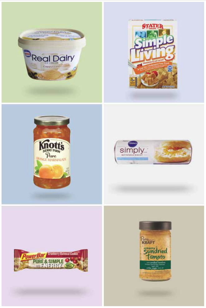 Marketers around the globe are working to keep the clean-label message straightforward for consumers with brand names that include words like simple, simply, real, and pure.