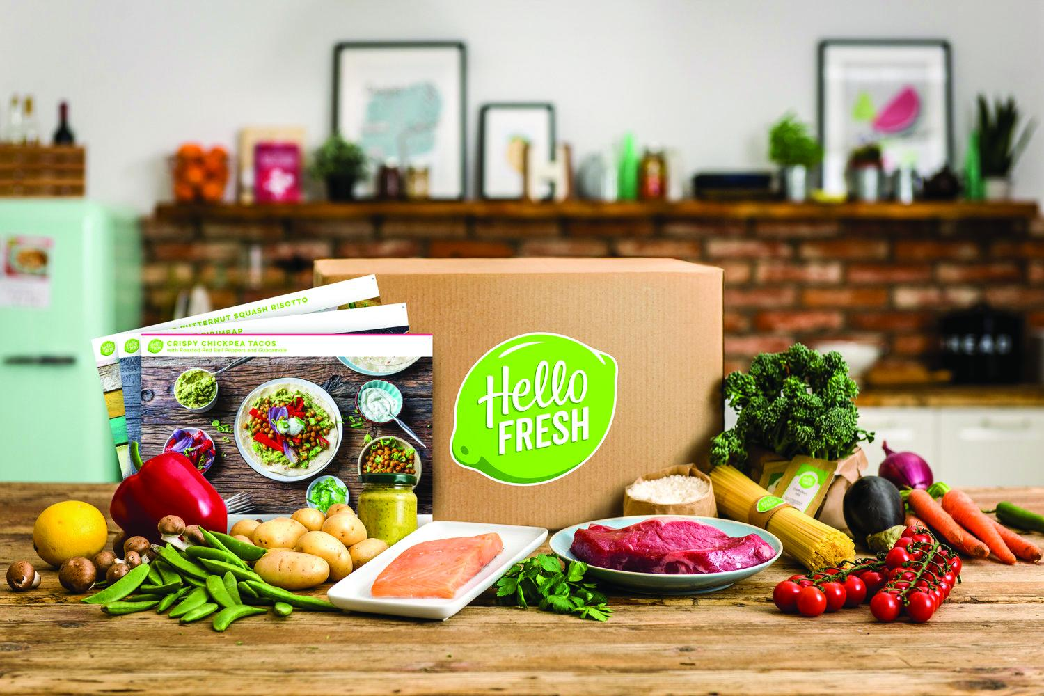 Meal Kit Hello Fresh