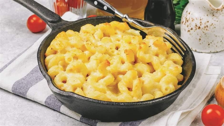 Salt of the Earth Mac and Cheese
