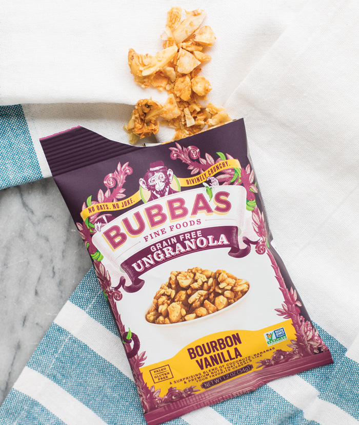 Specialty Foods Bubbas Ungranola