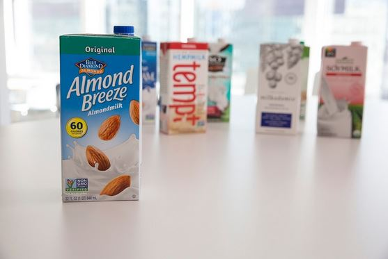 Milk Alternatives: Almond