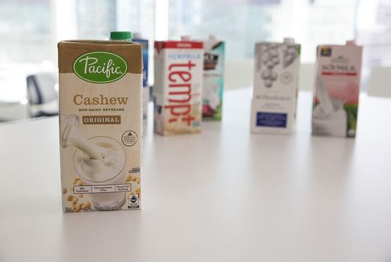 Milk Alternatives: Cashew