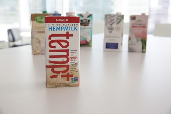 Milk Alternatives: Hemp
