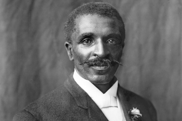 Historical African American Photo of man