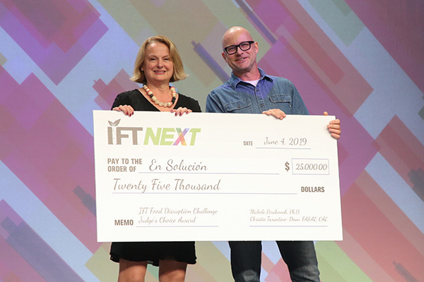 Introducing the 2019 IFTNEXT Future Food Disruptor of the Year
