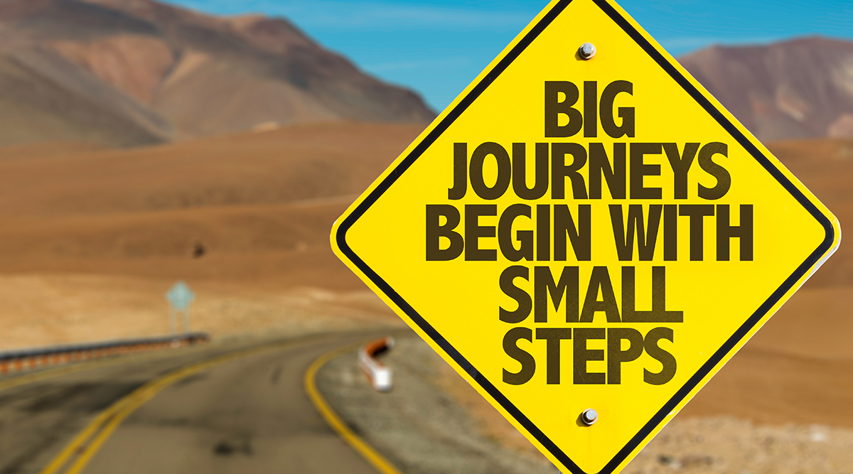 The DEI Journey Begins with Small Steps