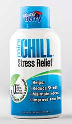 miniCHILL® stress-relief shot