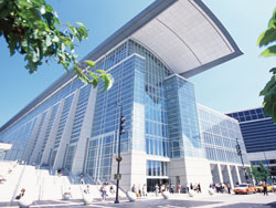 McCormick Place South will be headquarters for the IFT Annual Meeting & Food Expo in Chicago.