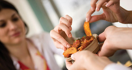The growth in snack foods is being driven by more in-between meal eating,