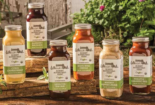 Robert Rothschild Farm Gourmet Sauces