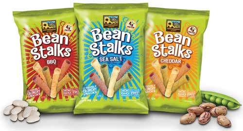 BeanStalks snack chips