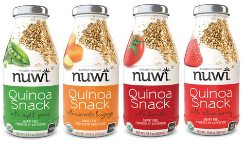 Nuwi Quinoa Snacks