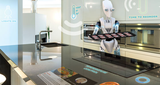 Kitchen of the Future
