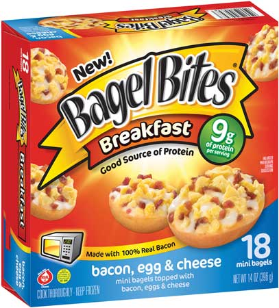 Bagel Bites Breakfast from Kraft Heinz