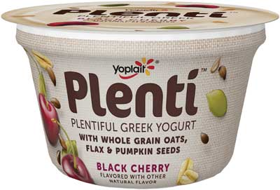 General Mills Yoplait Plenti Greek yogurt
