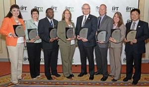 2017 Class of IFT Fellows