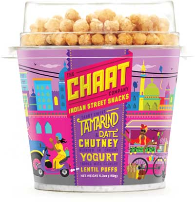 The Chaat Co. yogurt snacks