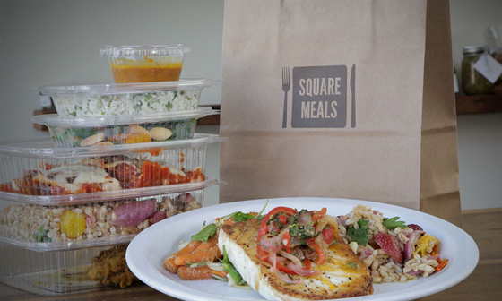 Square Meals Eco Packaging